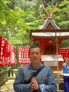 川島啓蔵金龍神社