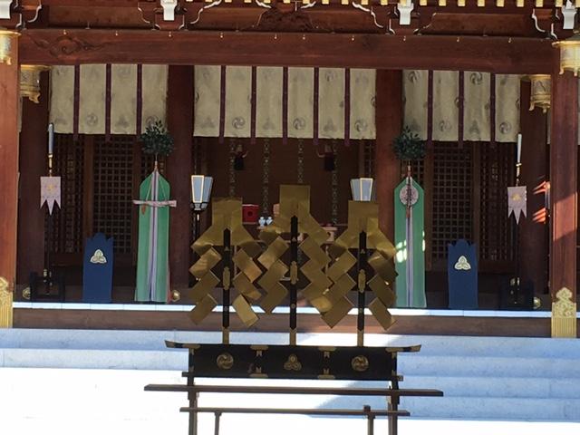 西宮えびす神社本殿
